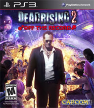 Dead Rising 2: Off the Record Box Art