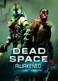 Dead Space 3: Awakened Box Art