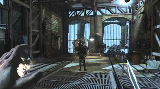 Dishonored: Dunwall City Trials Screenshot