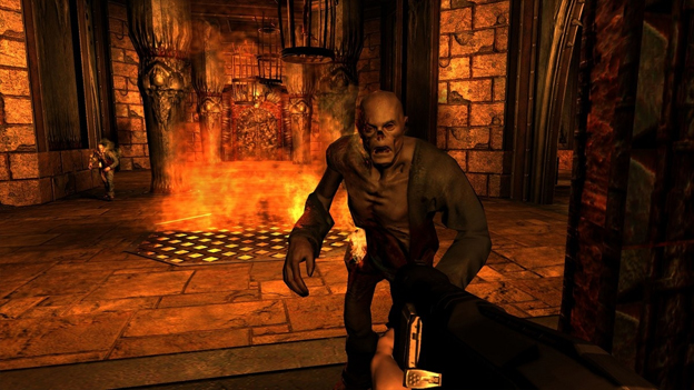 Doom 3 BFG Edition Screenshot