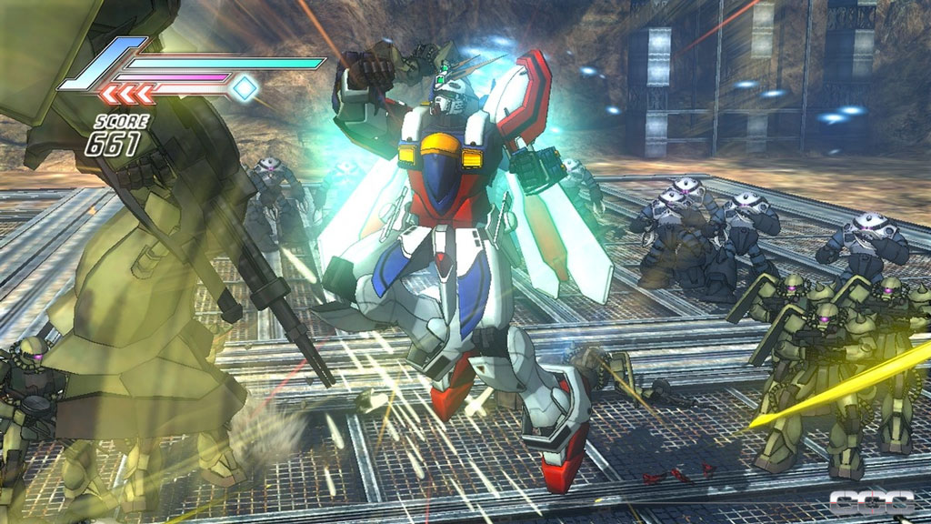 dynasty warriors gundam 3 review for playstation 3 ps3