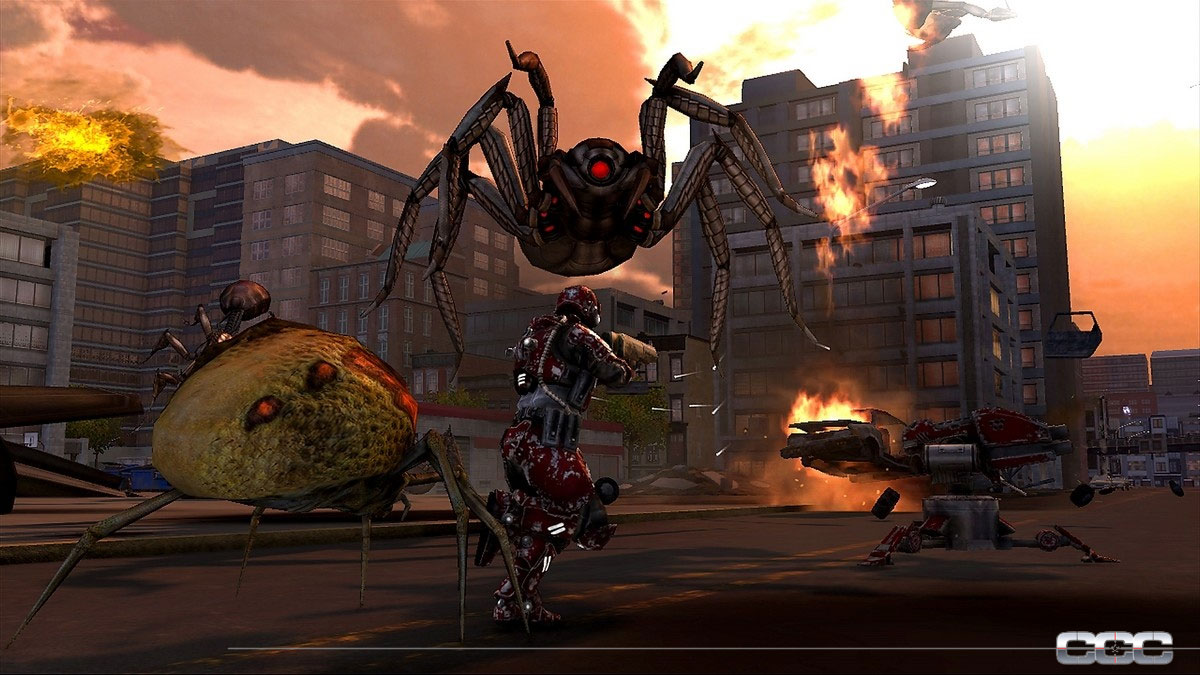 Earth Defense Force Insect Armageddon image