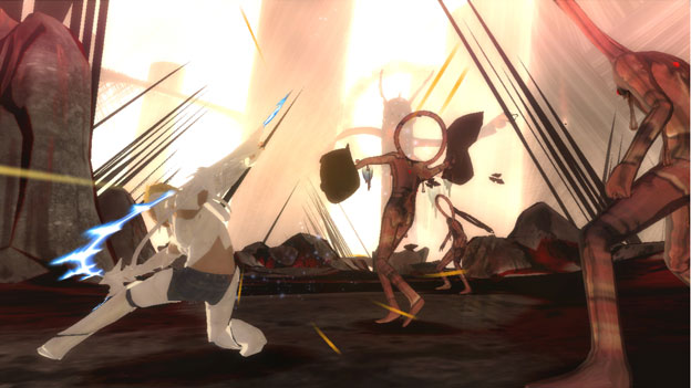 El Shaddai: Ascension of the Metatron Screenshot
