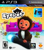 EyePet box art