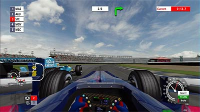 Formula One Championship Edition Preview for PlayStation 3 (PS3)