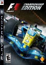Formula One Championship Edition box art