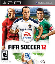 FIFA Soccer 12 Box Art