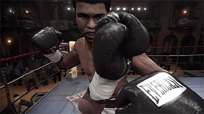 Fight Night Round 3 screenshot