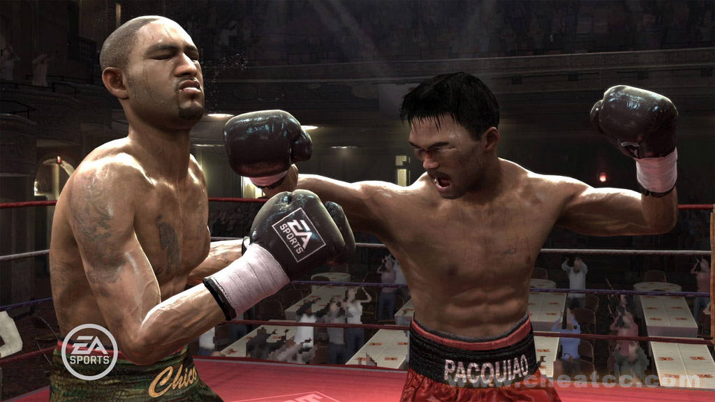Today In History: The Fight Of The Century : The Picture