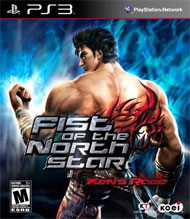 Fist of the North Star: Ken's Rage box art