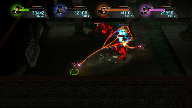 Ghostbusters: Sanctum of Slime Screenshot