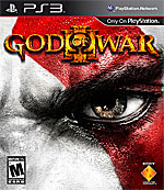 God of War III box art