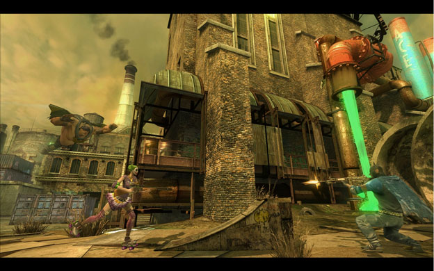 Gotham City Impostors Screenshot