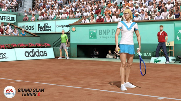 Grand Slam Tennis 2 Screenshot