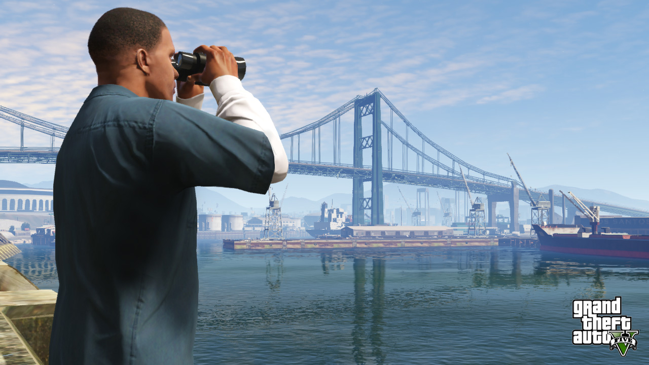 Grand Theft Auto V Review for PlayStation 3 (PS3) - Cheat ...