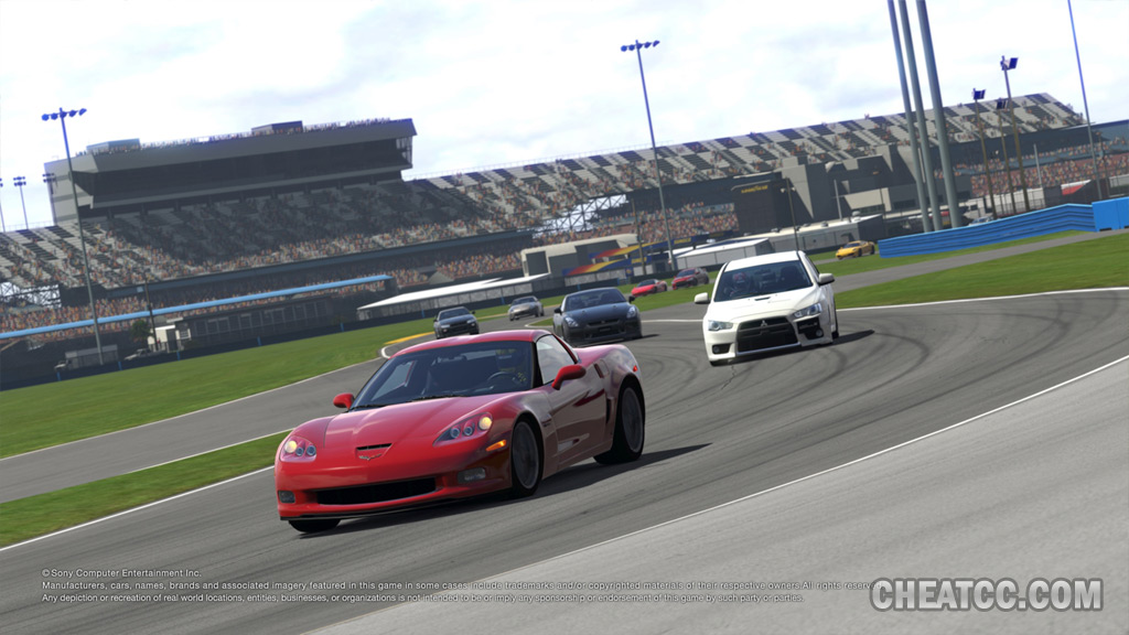 ccc 39 s gran turismo 5 prologue launch site reviews previews cheats videos screenshots and more. Black Bedroom Furniture Sets. Home Design Ideas