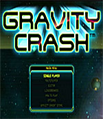 Gravity Crash box art