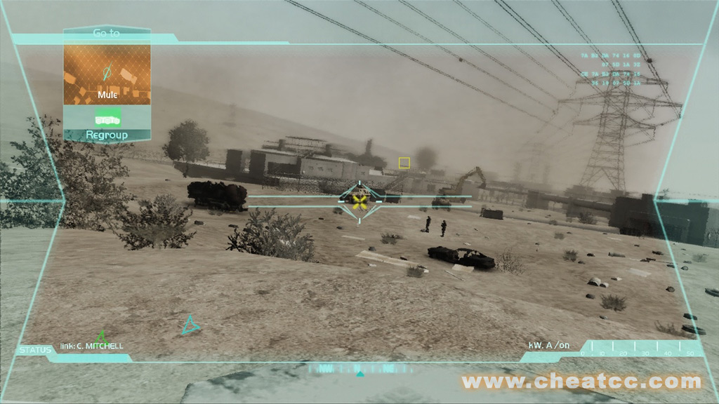 Скачать crack для ghost recon advanced warfighter. advanced скайтек