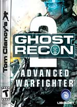 Ghost Recon Advanced Warfighter 2 box art