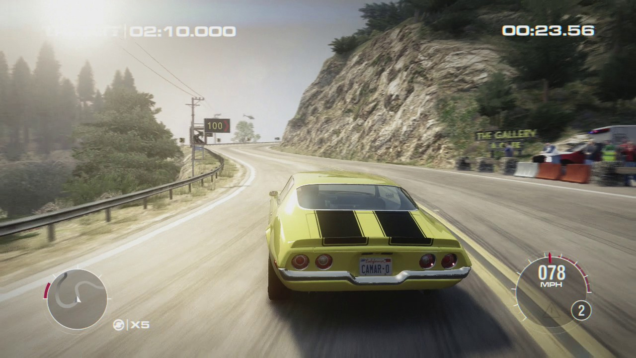 how to play with two players on forza 5