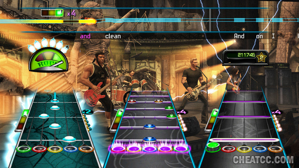 Guitar Hero Metallica Review For Playstation 3 Ps3