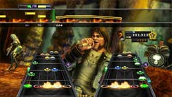 Guitar Hero: Warriors of Rock screenshot
