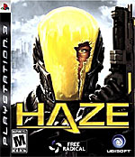 Haze box art