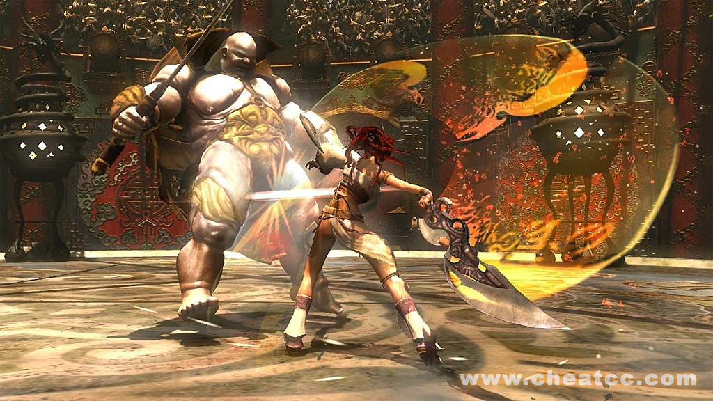 Heavenly Sword 2 Ps4