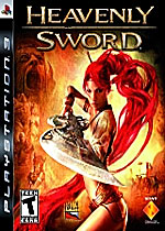 Heavenly Sword box art