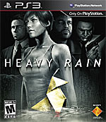 Heavy Rain box art