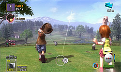 Hot Shots Golf: Out of Bounds screenshot