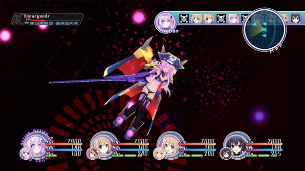 Hyperdimension Neptunia Mk2 Screenshot