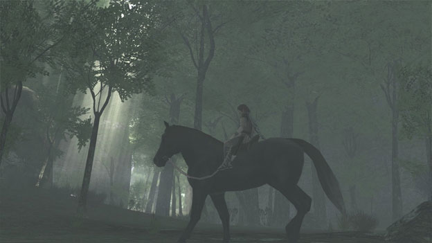 The ICO & Shadow of the Colossus Collection Screenshot