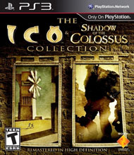 The ICO & Shadow of the Colossus Collection Box Art