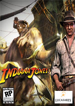Indiana Jones box art