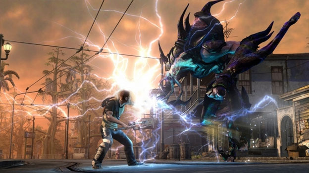 inFAMOUS 2 Screenshot