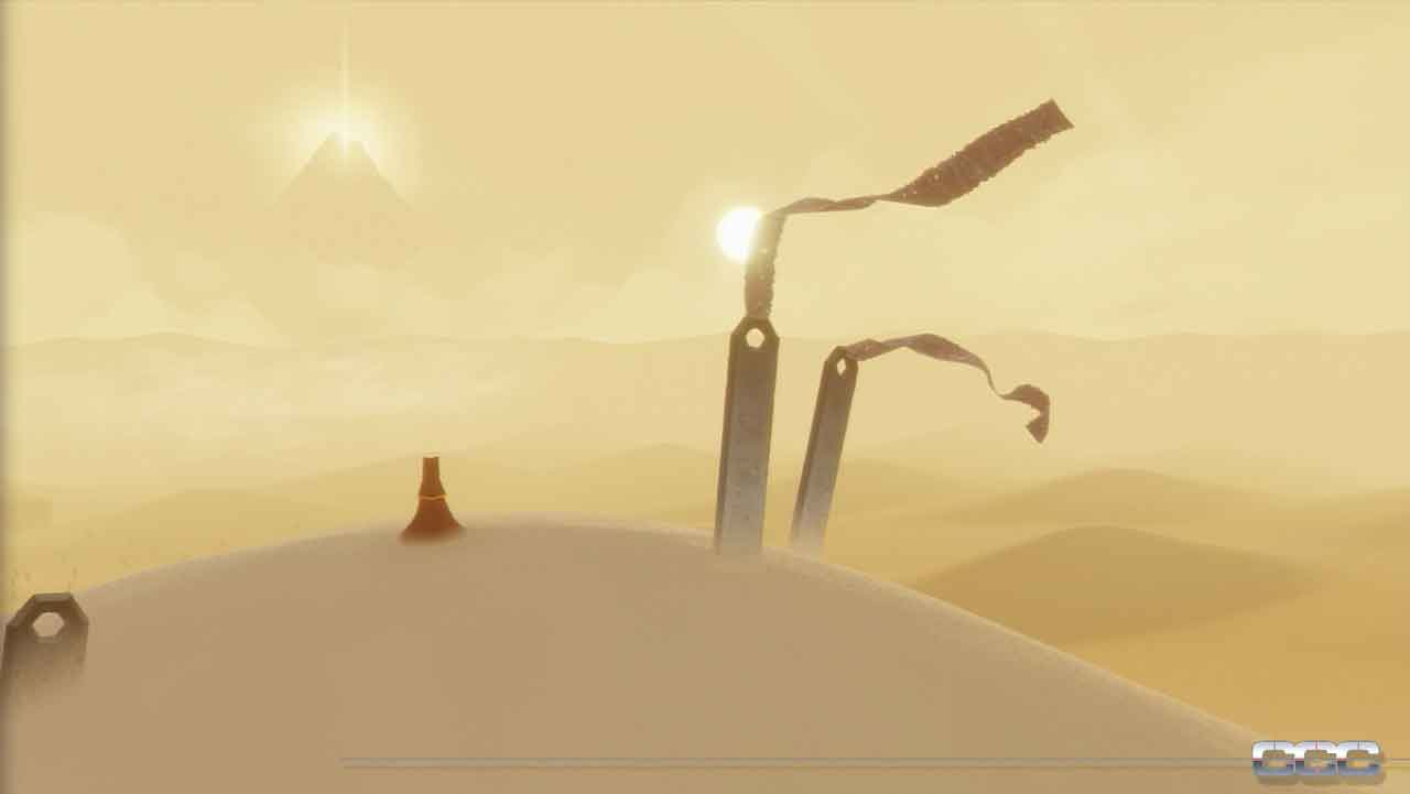 Journey Preview for PlayStation 3 (PS3)