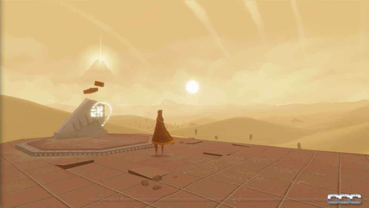 Journey Review for PlayStation 3 (PS3) - Cheat Code Central