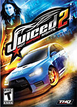 Juiced 2: Hot Import Nights box art