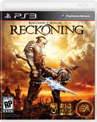 Kingdoms of Amalur: Reckoning Preview for PlayStation 3 (PS3