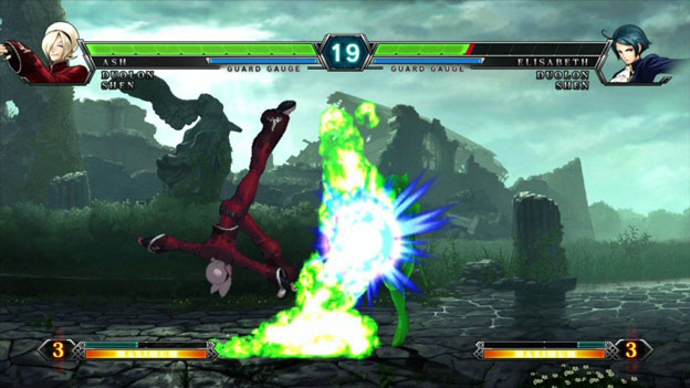 The King Of Fighters Xiii Review For Playstation 3 Ps3 Cheat