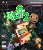 LittleBigPlanet 2 box art