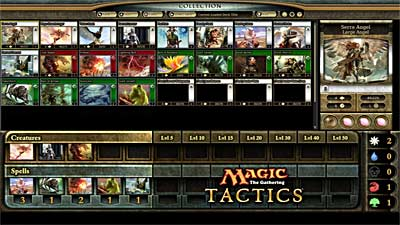 Magic: The Gathering Tactics screenshot
