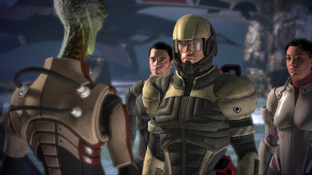 Mass Effect Screenshot