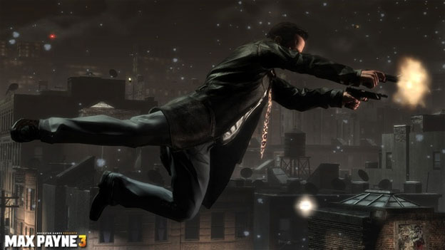 Max Payne 3 Preview For Playstation 3 Ps3 Cheat Code Central