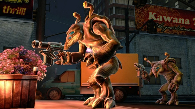 Men in Black: Alien Crisis Screenshot