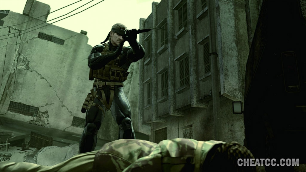 metal gear solid 4 for pc free full game