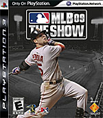 MLB 09: The Show box art
