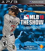 MLB 10: The Show box art