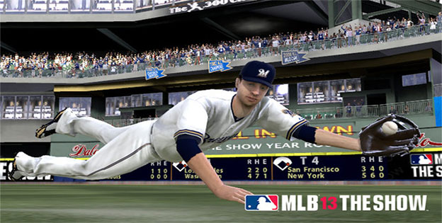 MLB 13: The Show Screenshot